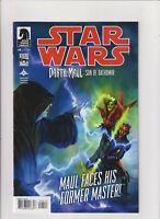 Star Wars Darth Maul Son of Dathomir #4 NM- 9.2 Dark Horse Comics Sidious Dooku