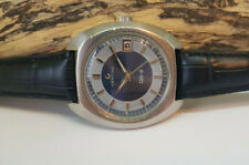 RARE VINTAGE CERTINA DS-2 TWOTONE DIAL DATE AUTOMATIC MAN'S WATCH