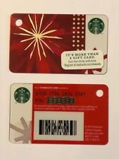 RARE Starbucks Card 2014 USA Christmas Advent - New MINT
