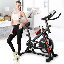 AnmasSport Gym/Home Exercise Bike Magnetic Trainer Cardio Fitness Workout Bicycl