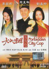 Forbidden City Cop (1996) English Sub DVD H.K Movie _ Stephen Chow , Carina Lau