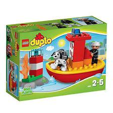LEGO® DUPLO® Feuerwehrboot (10591) NEU & OVP