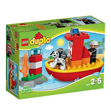 LEGO® Duplo 10591 Feuerwehrboot - Sofortversand DHL