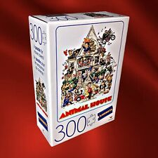 Blockbuster 'Animal House' 300 Piece Movie Poster Jigsaw Puzzle ~ New & Sealed