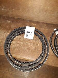Prevost AX72,AX71,BX99,BX100 Engine Belts