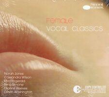 Female Vocal Classics - 2 CDs NEU Norah Jones Reeves Rachelle Ferrell Fitzgerald