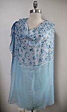 NEW LORO PIANA $1,475 opposite boccioli cashmere silk large scarf shawl wrap
