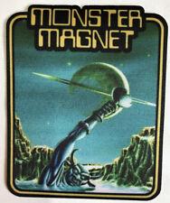 MONSTER MAGNET - Tab Cut Out - 9,9 cm x 8 cm - Patch - 165768