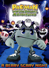 Pac-Man and the Ghostly Adventures: A Berry Scary Night New DVD,free shipping