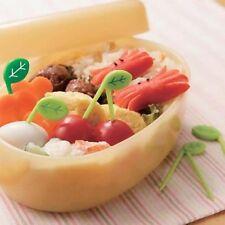Torune Leaf Pick leaves Shape 10pcs Food Lunch Decoration Bento Accessory