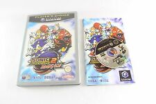 Nintendo Gamecube Sonic Advanture Battle 2 Game UK Pal Complete