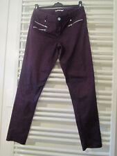 Pantalon violet DDP taille 32 / 42