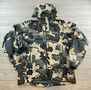 KUIU rain jacket mens XXXL Full Zip Hooded, Lightweight Vias Yukon Jacket?