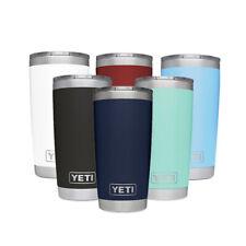 New Yeti Rambler 20 oz Tumbler Several Colors