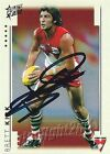 ✺Signed✺ 2003 SYDNEY SWANS AFL Card BRETT KIRK