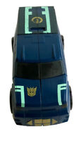 Transformers Animated Deluxe Class: Soundwave 5 Inch Action Figure 2008 Hasbro