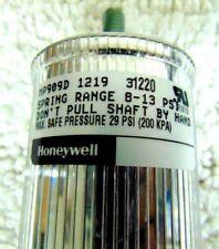 Honeywell  MP909D 1219 ACTUATOR Spring Range 8-13 PSI Max. Safe Pressure 29 PSI