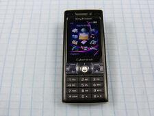Sony Ericsson K800i Schwarz! Ohne Simlock! TOP ZUSTAND! Selten! RAR!