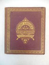 AUNT LOUISA'S NURSERY FAVOURITE 1870 Illust'd with CHROMOLITHOGRAPHS Kronheim
