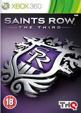 Saints Row The Third (3) ~ XBox 360 (in ottime condizioni)