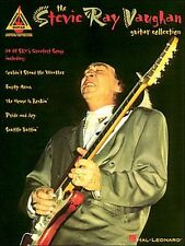 STEVIE RAY VAUGHAN - GUITAR COLLECTION TAB SONG BOOK