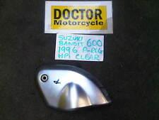 SUZUKI GSF 600 GSF600 BANDIT MK1 RIGHT TANK CARB SIDE CHROME PLASTIC TRIM