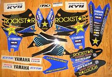 FX YAMAHA ROCKSTAR YZ450F GRAPHICS & TRIM KIT ( 2010 2011 2012 2013 )  70% off!