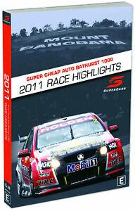 V8 Supercars - 2011 Bathurst 1000 Race Highlights (DVD) Brand new sealed!