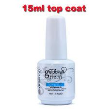 15ml Gelpolish Nail Top Coat UV Gel Polish Soak Off Gel UV/LED Fashion