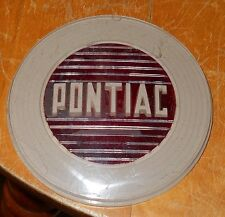 NOS 1930-40's Pontiac Horn Button Center Emblem