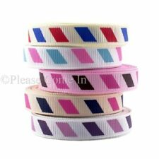"""Unbranded 3/8"""" Width Ribbons & Ribboncraft"""