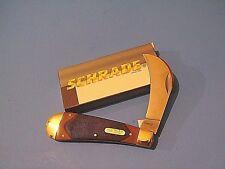 Schrade pocket knife Old Timer HAWKBILL Free Shipping USA