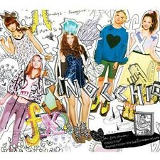 F(x) - THE FIRST ALBUM [ PINOCCHIO]  feat. SHINEE