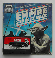 The Empire Strikes Back - Vintage Read-Along Book & Cassette Tape