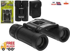 Foldable Mini Compact Binoculars by SUMMIT 8x 21MM + Carry Case(1 Year Warranty)