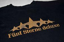 Fünf Sterne Deluxe Pullover Sweatshirt Tour Band Rap Hip Hop Hamburg Vintage XL