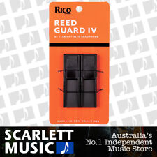 Rico Reed Gard / Guard IV for Bb Clarinet or Alto Sax - Stores/Protects 4 Reeds.