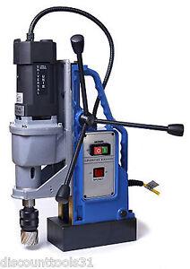 Unibor EQ100 110V Magnetic Drilling Machine 100mm Diameter x 100mm Depth
