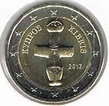 Cyprus 2017 UNC 2 euro : Standaard
