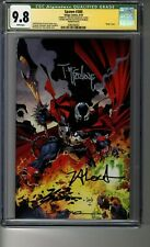 Spawn # 300 - Cover D (Greg Capullo) - CGC 9.8 WHITE Pages - SS4X Todd McFarlane
