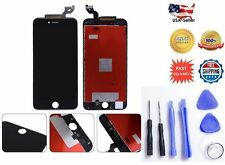 New Black Replacement LCD Screen 3D Touch Digitizer Assembly for iPhone 6S Plus