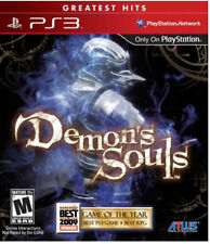 Demon's Souls (Greatest Hits) (Playstation 3, PS3) Brand New