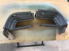 1967 GTO quarter panel end pieces