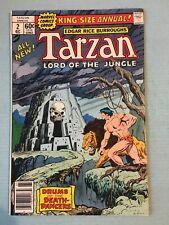 Tarzan Annual #2 (Nov 1978, Marvel)