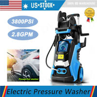 3800PSI 3.0GPM Electric Pressure Washer High Power Cleaner Water Sprayer !!