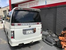 Nissan Elgrand E51arts Rider vehicle R/S door glass and other parts