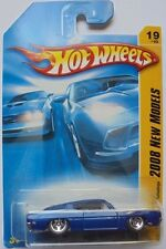 2008 Hot Wheels New Models '69 Ford Torino Talladega 19/40 (Blue Version)