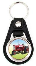 International Harvester Farmall Model 450 farm tractor artwork Key fob