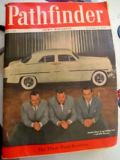 "Pathfinder Magazine Nov. 1, 1950 ""The Three Ford Brothers"""