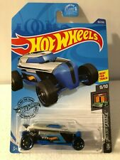 HOT WHEELS RIP ROD BLUE & SILVER HW DREAM GARAGE 9/10 BEST FOR TRACK! NEW